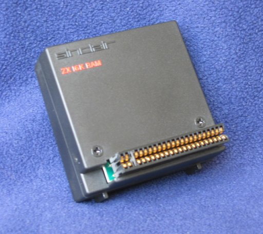 Sinclair ZX 81 Memory Expansion Pack